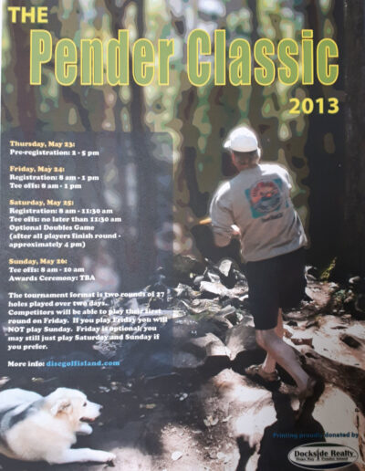 Pender Classic 2013
