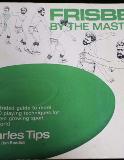 Frisbee By the Masters book